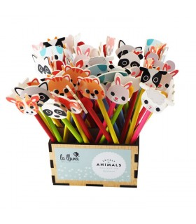 LOVELY ANIMALS pencils