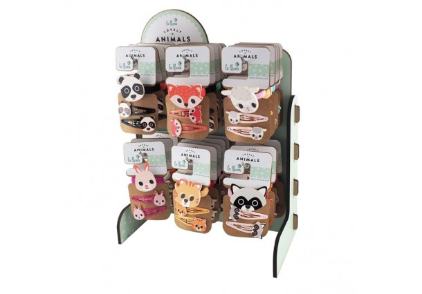 LOVELY ANIMALS Hair Sets