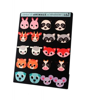 LOVELY ANIMALS Magnets