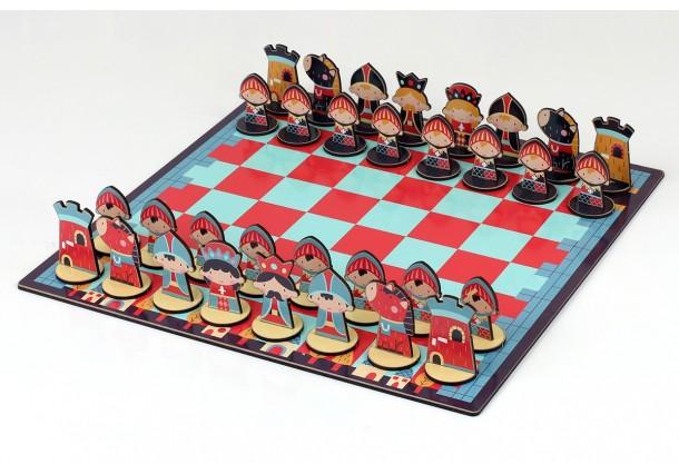 Chess set for children
