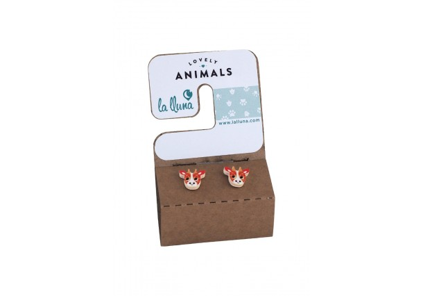 LOVELY ANIMALS Earrings