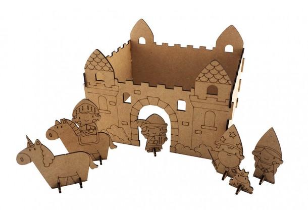 Kit Pintures Castell Princeses