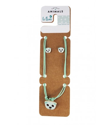 LOVELY ANIMALS jewelry sets