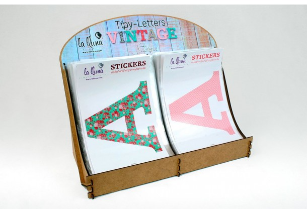 Adhesive Letters