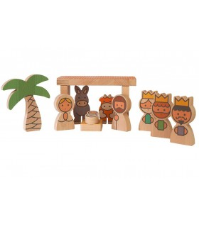 Decorative nativity WOW