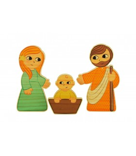 Decorative nativity LOVELY