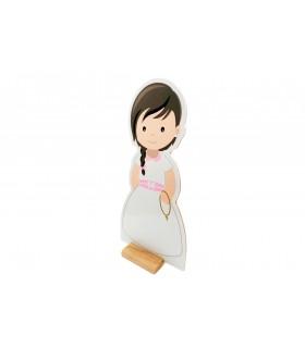 Cake Figure for Communion girl ANNA
