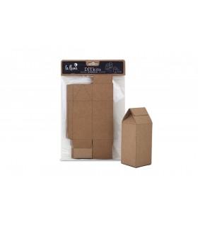 """Cardboard box """"TETRABRIK"""" (8un.)"""