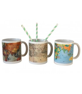 Cups Maps